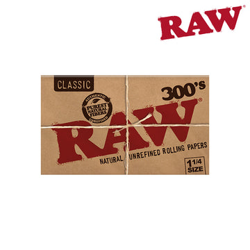 RTL - Raw 300's 1 1/4 Papers