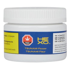 Dried Cannabis - AB - Hexo Tsunami Flower - Grams: - Hexo