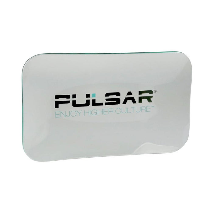 Pulsar Glass Rolling Tray - Small - Pulsar
