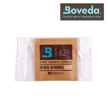 Boveda 62% 4 Gram Pack - Individually Wrapped