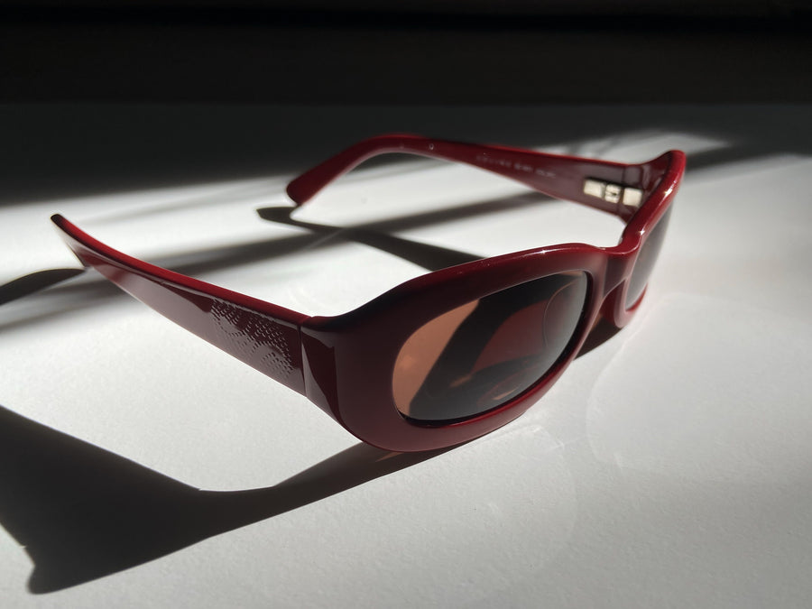 Vintage Céline Marroon shades