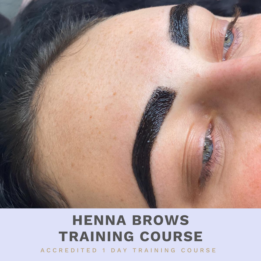Accredited Henna Brows Course