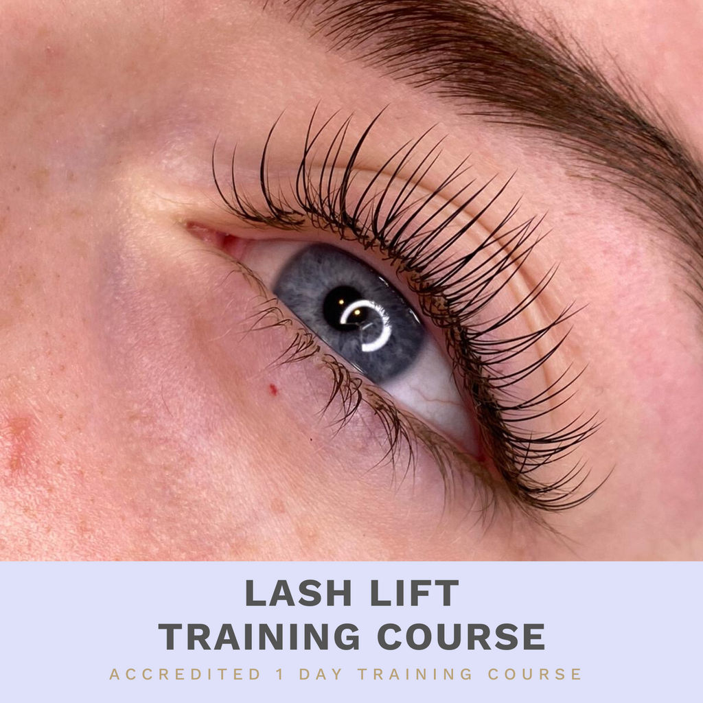 Lash Lift Course | Accredited Training in Manchester