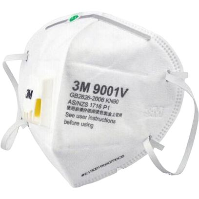 3M 9001V MASK - Shopnonstop
