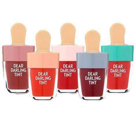 ETUDE HOUSE - DEAR DARLING WATER GEL TINT ICE CREAM PACK OF 5 - Shopnonstop