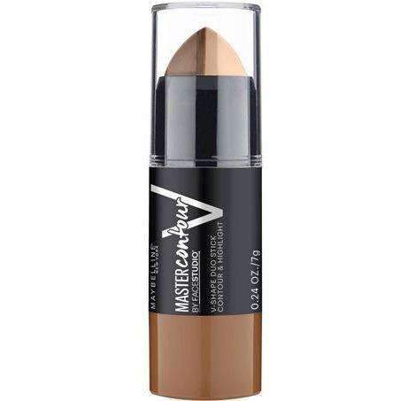 FACESTUDIO® MASTER CONTOUR V-SHAPE DUO STICK- DEEP - Shopnonstop