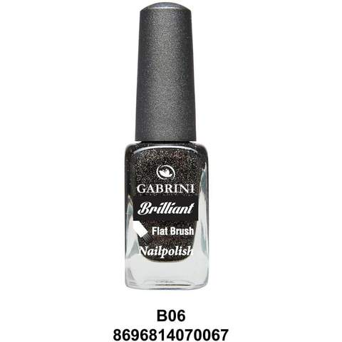 GABRINI- BRILLIANT NAIL POLISH # 06 - Shopnonstop