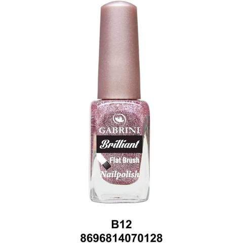 GABRINI- BRILLIANT NAIL POLISH # 12 - Shopnonstop