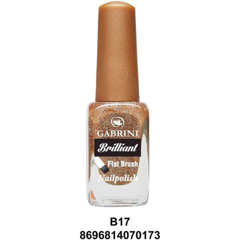 GABRINI- BRILLIANT NAIL POLISH # 17 - Shopnonstop