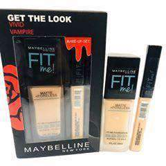 MAYBELLINE-FITME FOUNDATION+CONCEALER - Shopnonstop