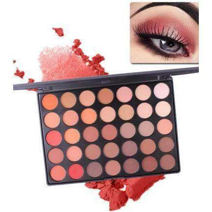 MISS ROSE EYESHADOW PALETTE 35 COLORS - Shopnonstop