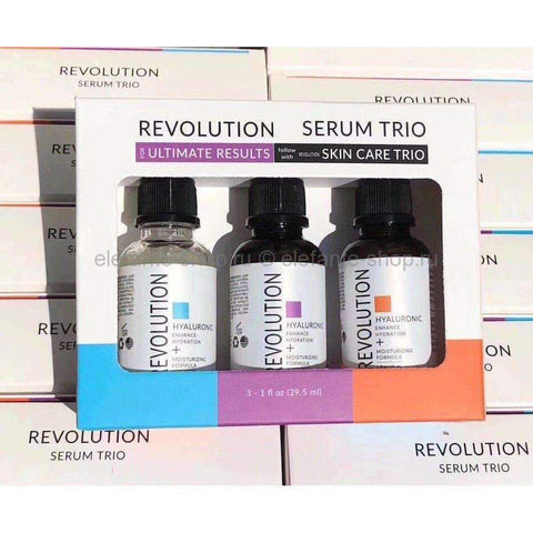 REVOLUTIONS SKIN CARE ULTIMATE RESULTS TRIO SERUM - Shopnonstop