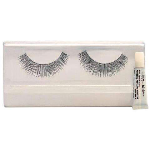 STAGELINE- Eye Lashes N1 - Shopnonstop