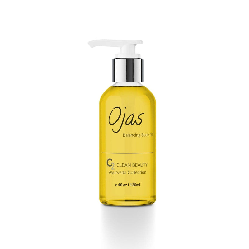 NEW Ojas: Balancing Body Oil