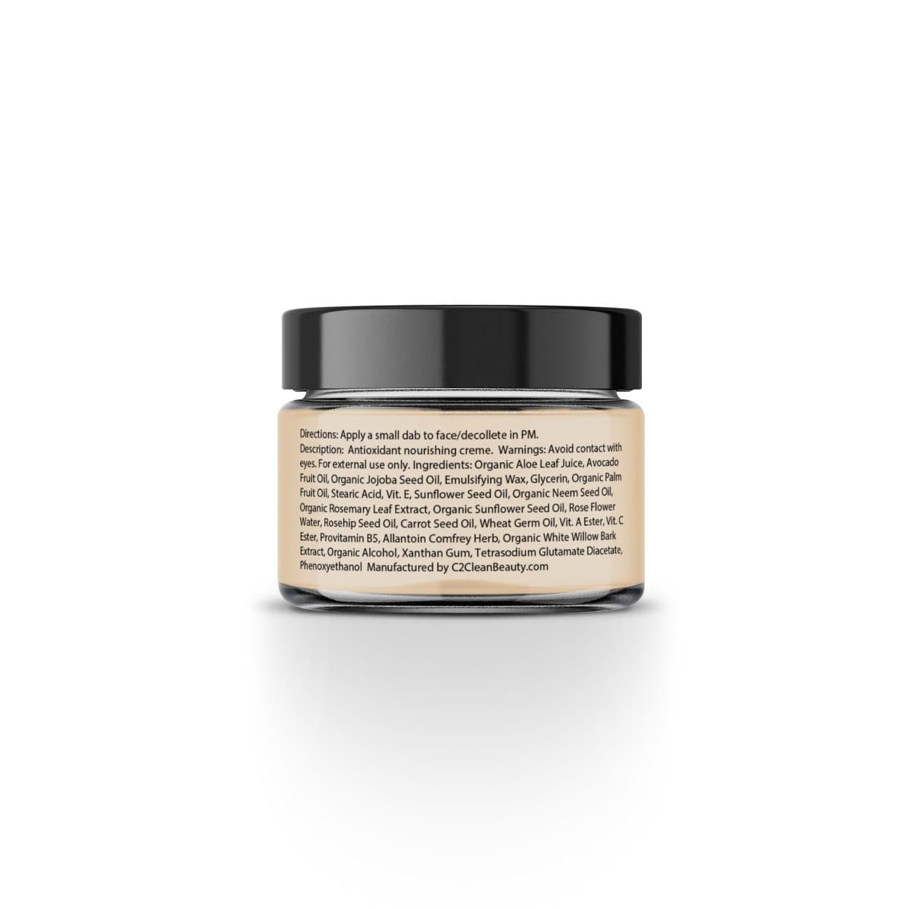 New Antioxidant Night Creme