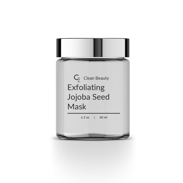 New Exfoliating Jojoba Seed Mask