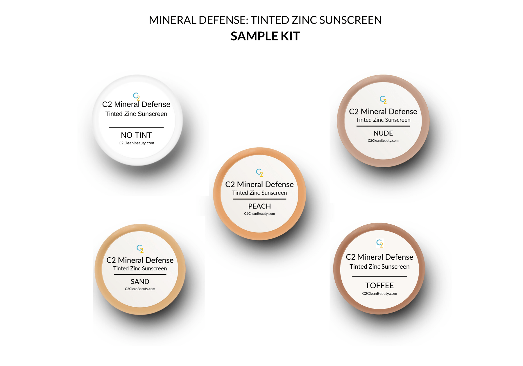 New Mineral Defense: Tinted Zinc Sunscreen