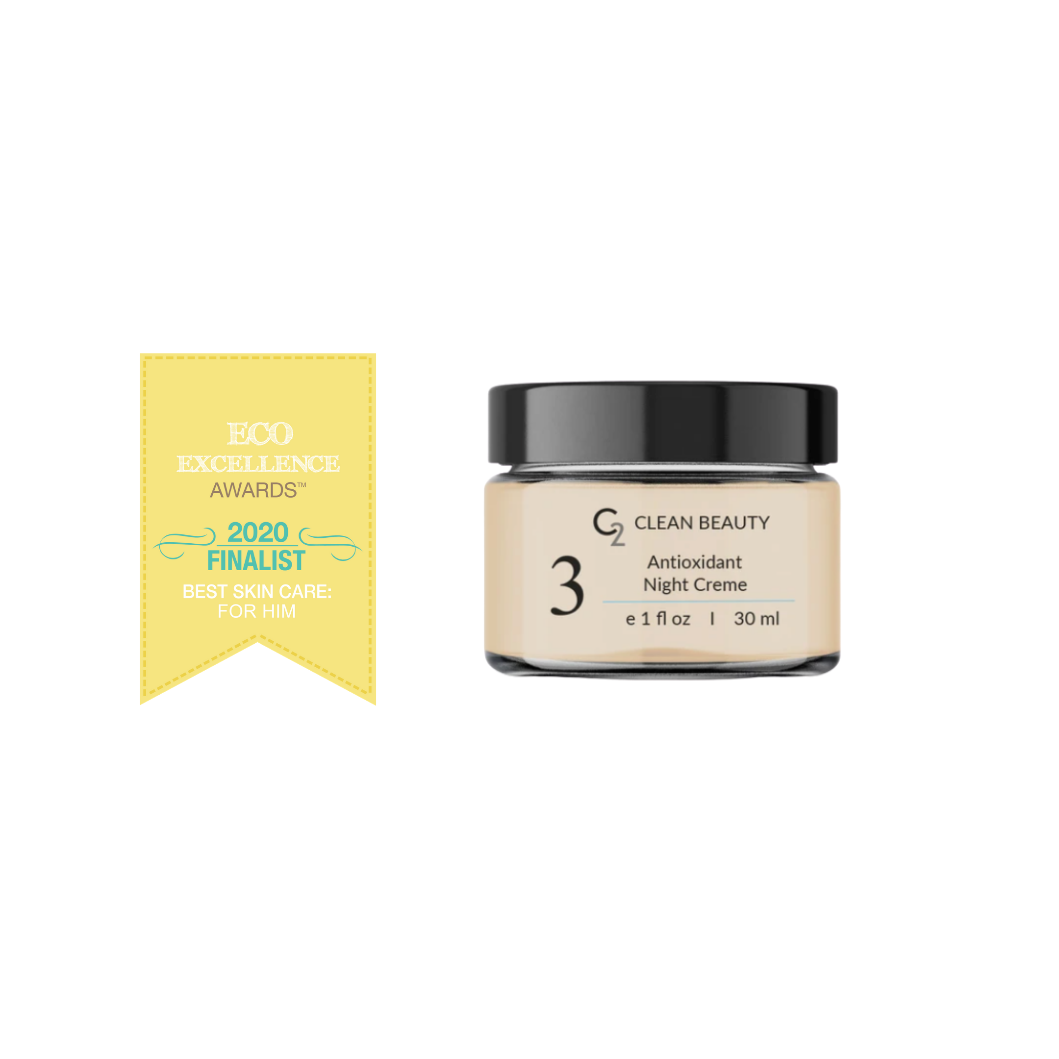 Award-Winning Antioxidant Night Creme
