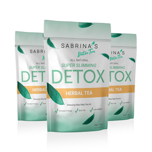30 Day Supply - Detox Tea Bags