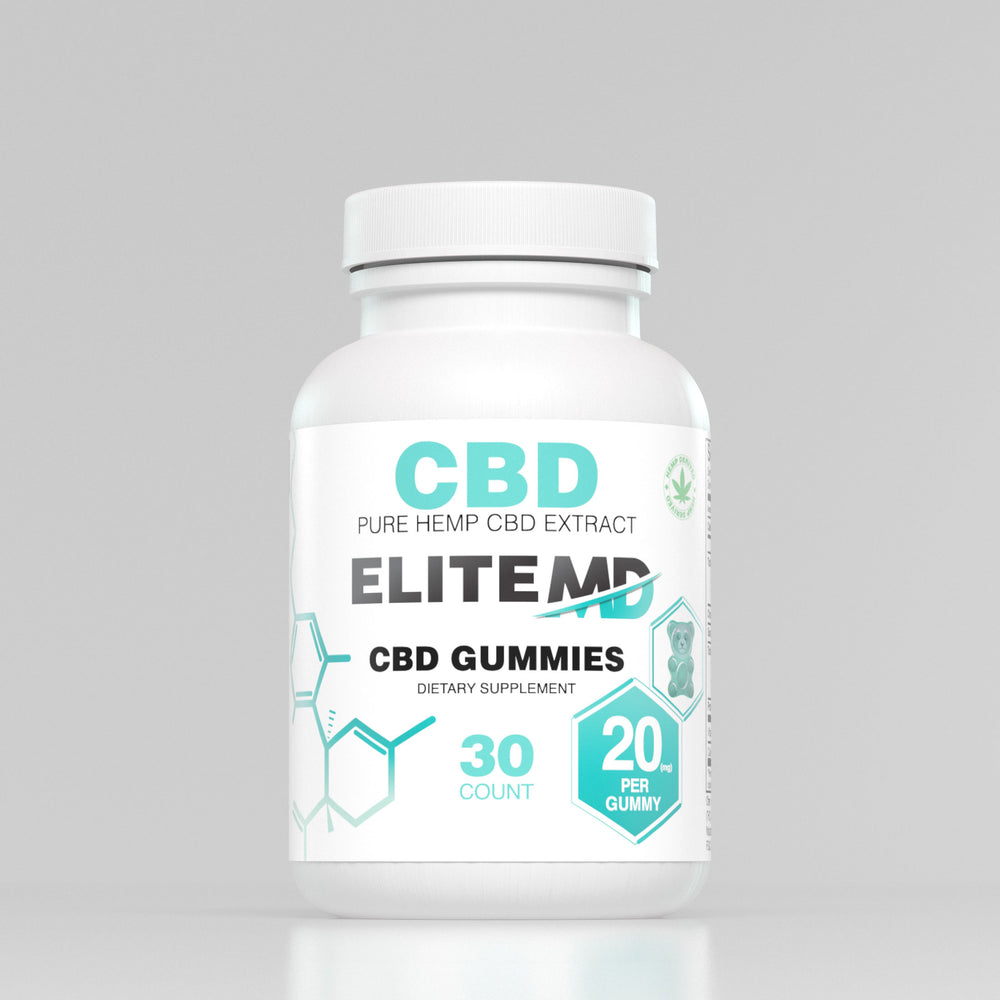Load image into Gallery viewer, CBD Gummies 30 Count
