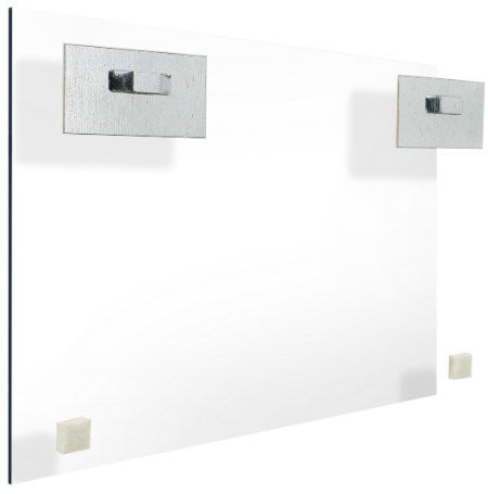 Pix Fulfillment - Panel hanging plates in aluminium and polyfibre bumpers