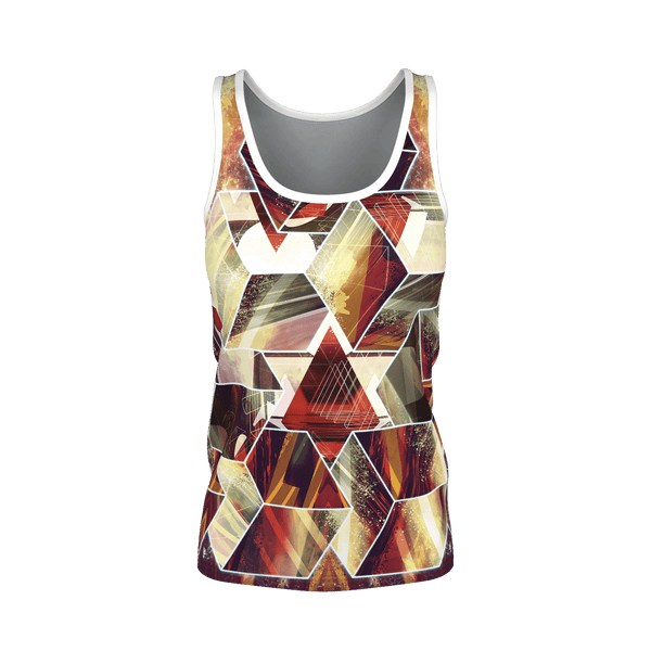 Facets Remix Women's Tanktop