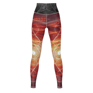 Galactic Yoga Pants
