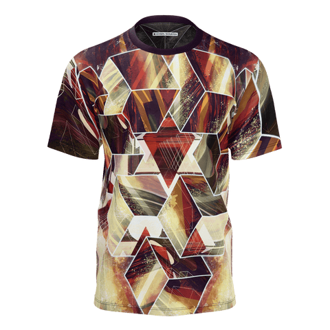Facets Remix Men's Tee
