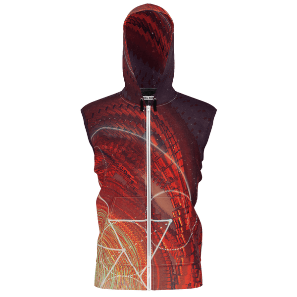 Galactic Hooded Vest