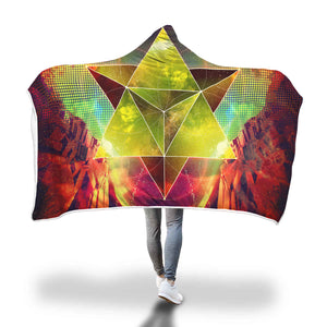 Ether Hooded Blanket
