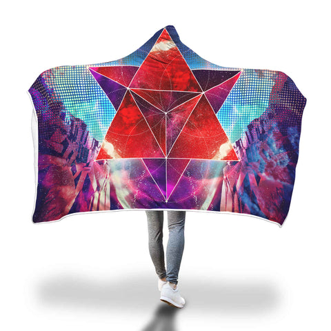 Ether Variant Hooded Blanket