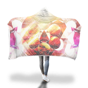 Rise Hooded Blanket Varient