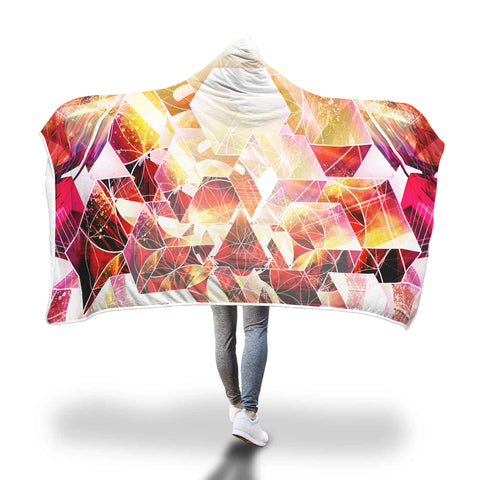 Fracets Hooded Blanket