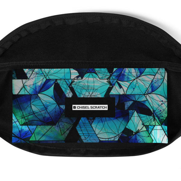 Rise Facets Fanny Pack
