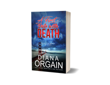 Load image into Gallery viewer, A First Date with Death (Book 1 in the Love or Money Mystery Series) PRINT EDITION - Diana Orgain