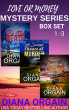 Load image into Gallery viewer, Love or Money Mystery Series Box Set - Diana Orgain