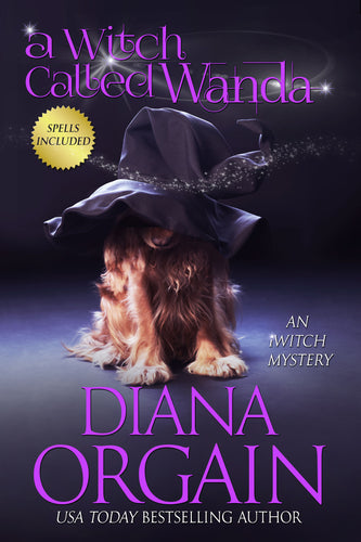 A Witch Called Wanda (Book 1 in the iWitch Mystery Series) - Diana Orgain
