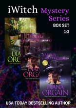 Load image into Gallery viewer, iWitch Mystery Series Box Set - Diana Orgain