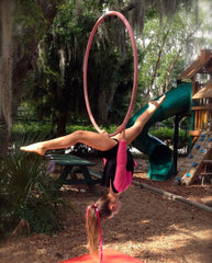 Aerial Hoop / Lyra (Single Tab)