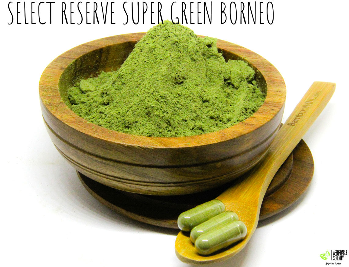 Select Reserve Super Green Borneo