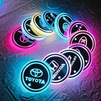 【YEAR-END SALE】Car Cup Holder LED Lights (1 PC)