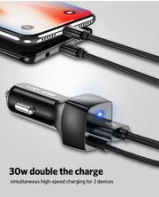 Micro USB Type C Cable Fast Quick Charge