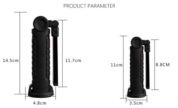 Outdoor Rechargeable Emergency Light