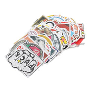 100pcs Cartoon Car sticker Combination for Auto Truck Vehicle Motorcycle Decal