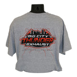 Big City Thunder T-Shirt, Gray