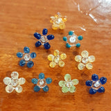 Glass Flower Gauze