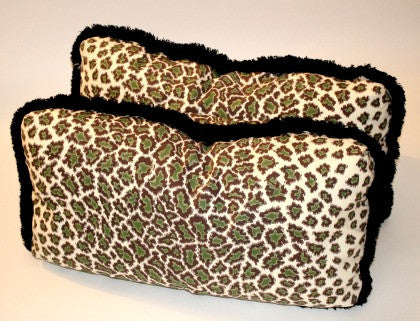 Wild Thing Leopard Duo