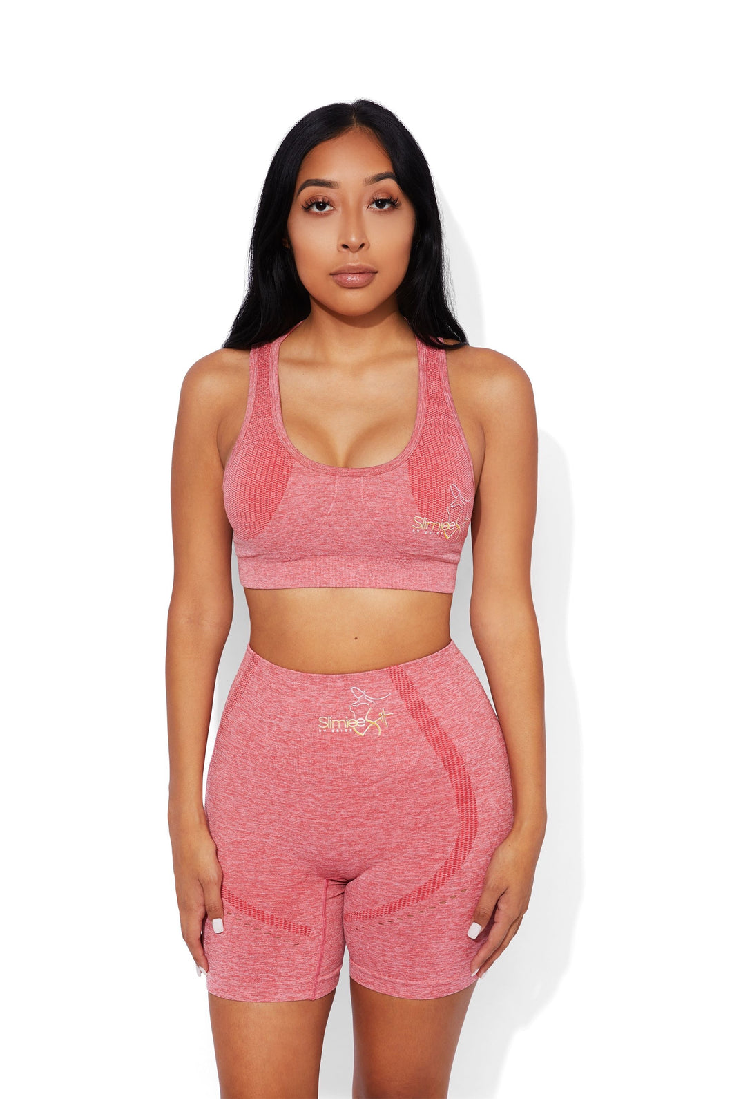 Peaches & Cream Slimiee Biker Set