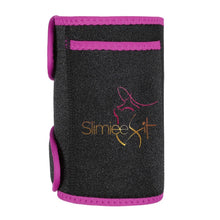 Load image into Gallery viewer, Arm trainer with black or pink accent and Velcro closure - Slimiee Fit