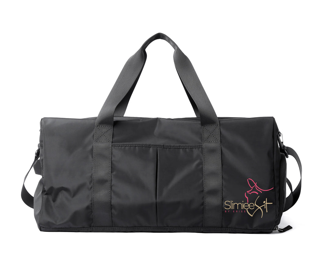 SlimieeFit Gym Bag Black